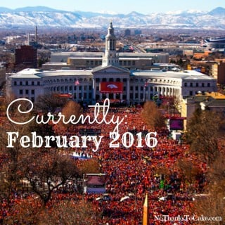Currently: February 2016