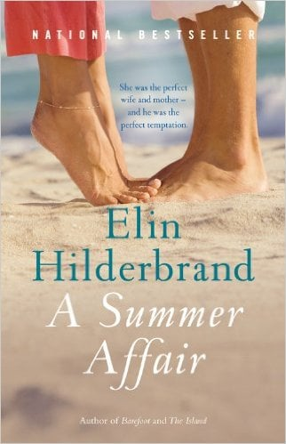 A Summer Affair Elin Hilderbrand | No Thanks to Cake