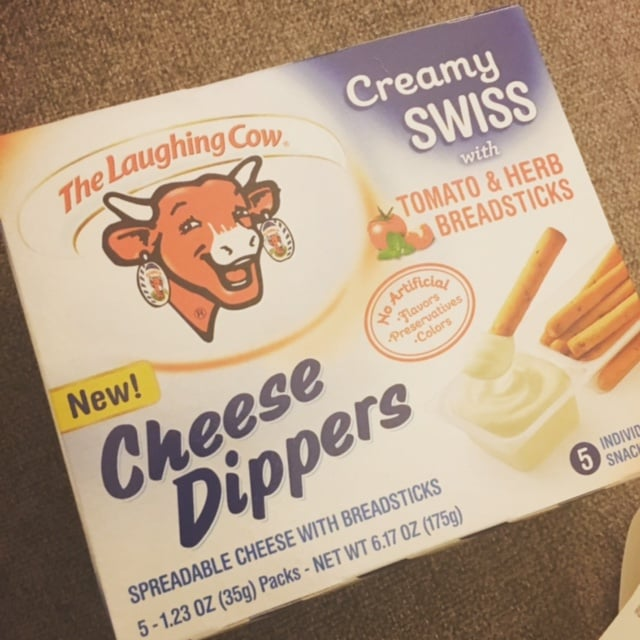 Laughing Cow Cheese Dippers | No Thanks to Cake