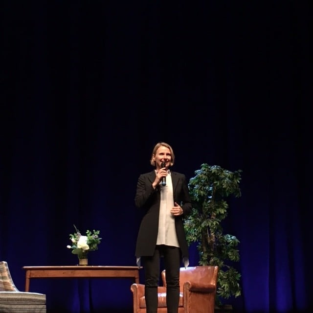 An Evening with Elizabeth Gilbert Denver | No Thanks to Cake