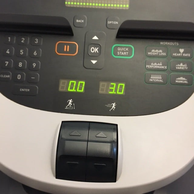 Treadmill | No Thanks to Cake