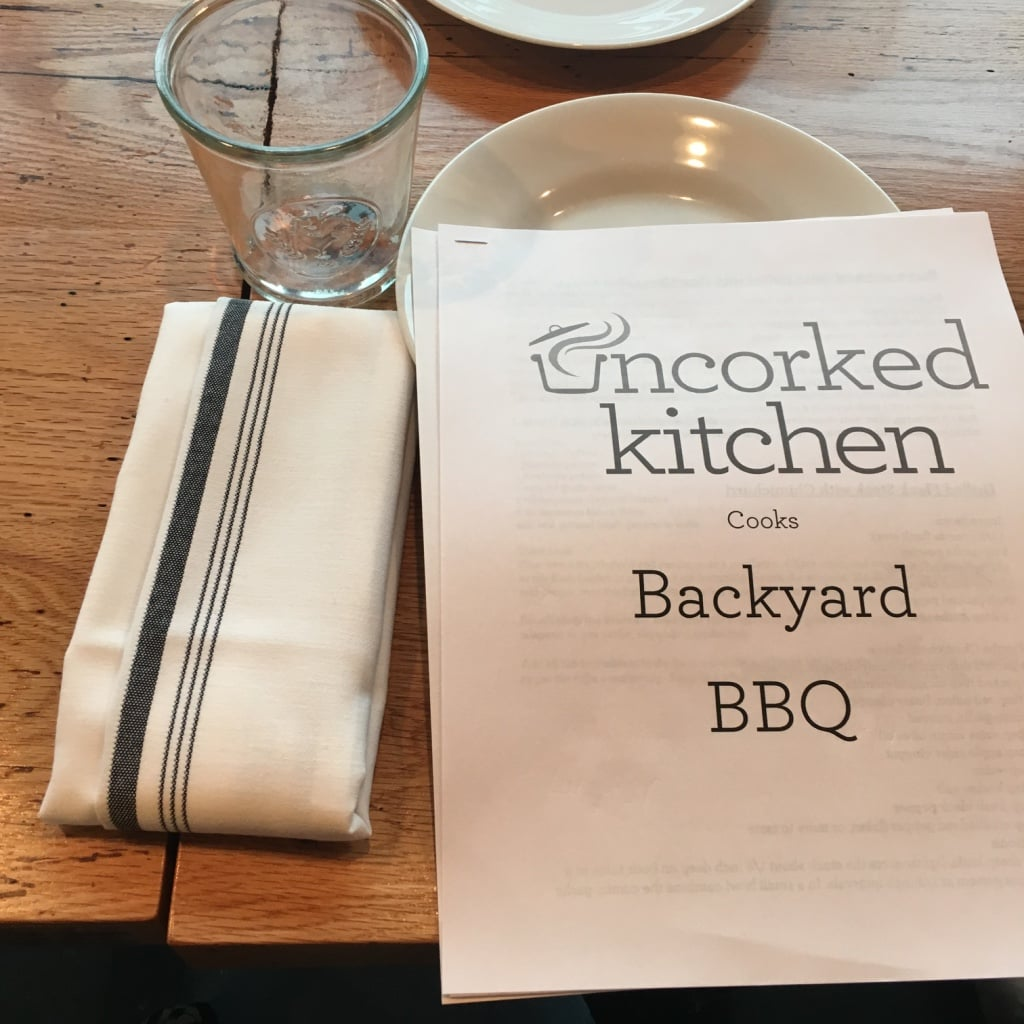 Uncorked Kitchen Backyard BBQ | No Thanks to Cake