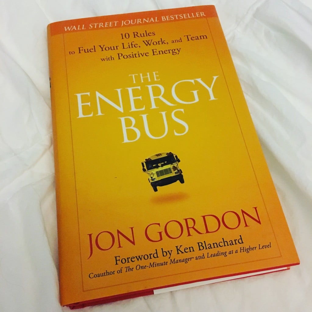 The Energy Bus | No Thanks to Cake