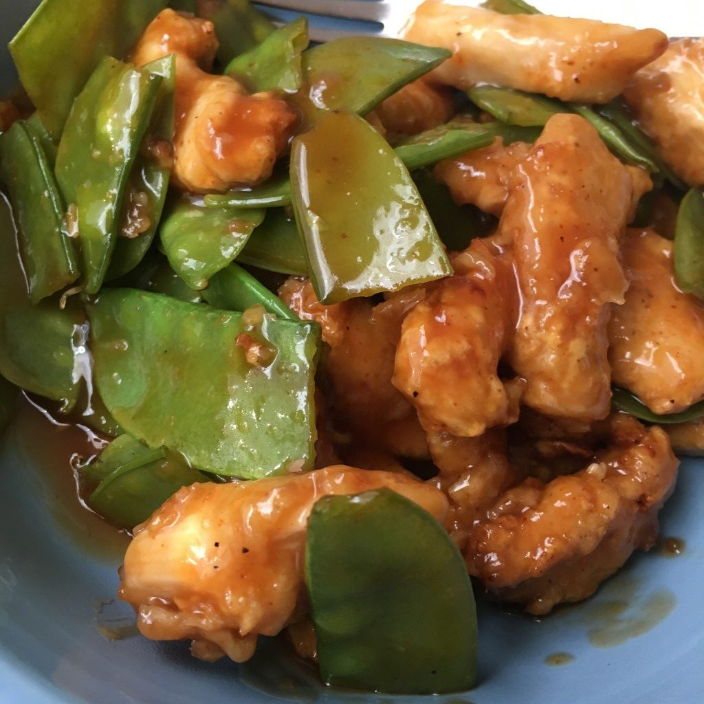 Carlsbad Cravings' Skinny General Tso's Chicken | No Thanks to Cake