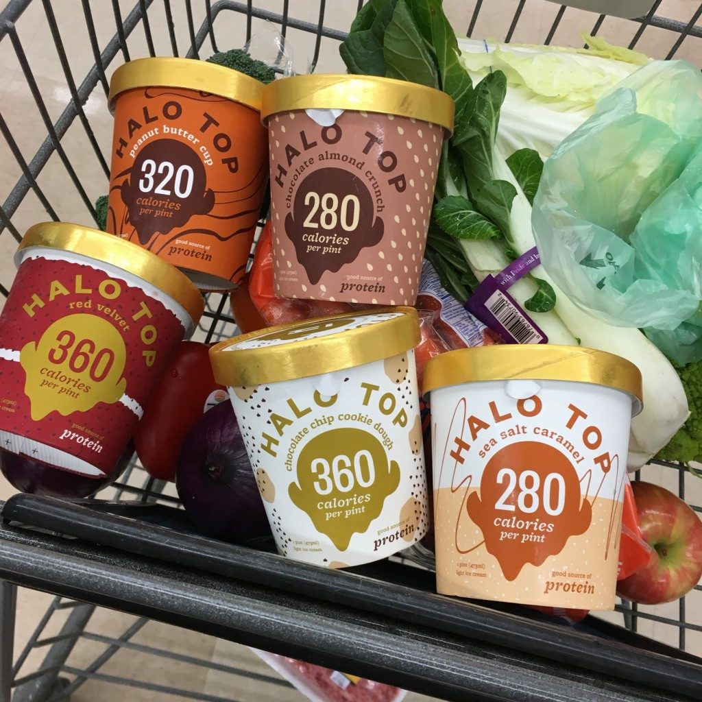 Halo Top | No Thanks to Cake