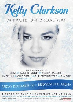 Miracle on Broadway 2016 | No Thanks to Cake