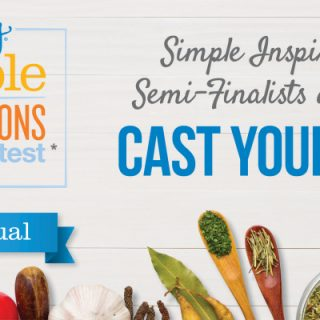 Simple Inspirations:  Time to Vote!