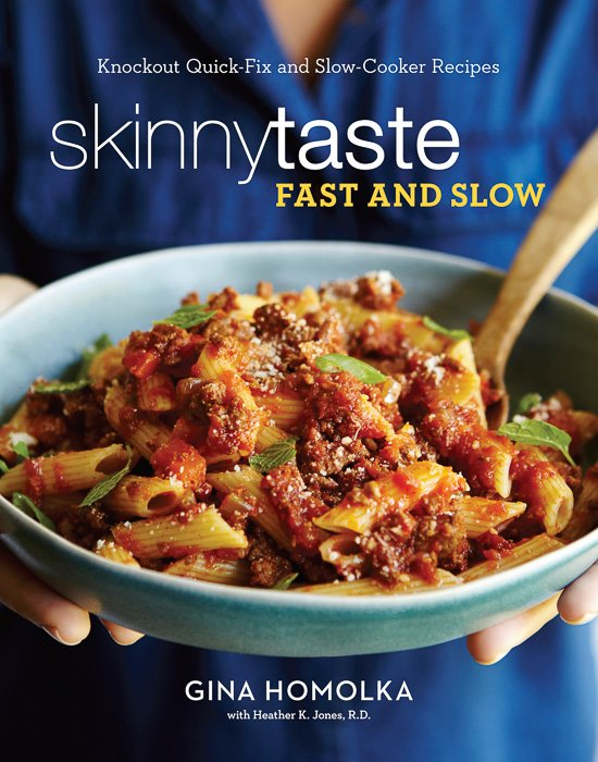 Skinnytaste Fast and Slow | No Thanks to Cake
