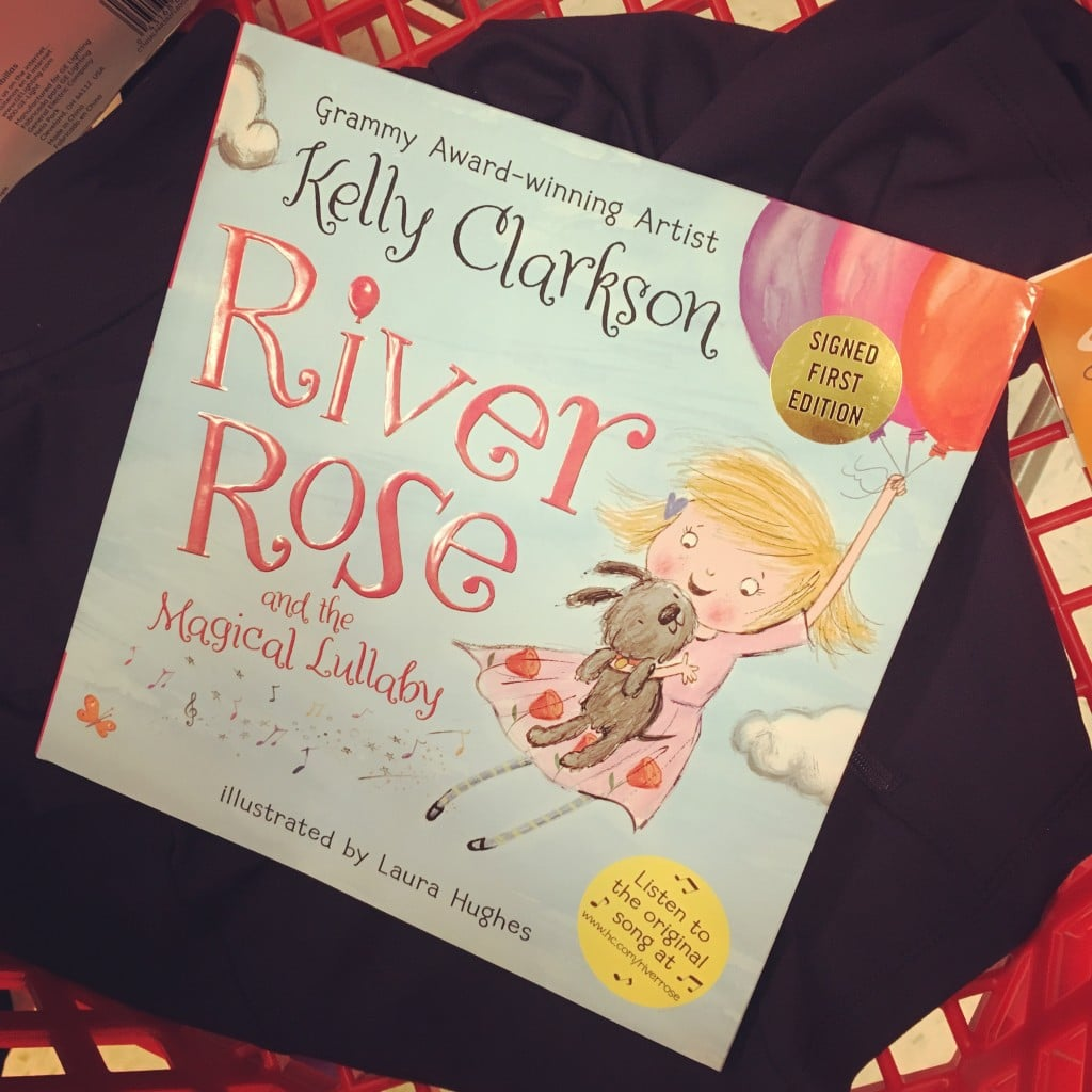 Kelly Clarkson River Rose Book | No Thanks to Cake