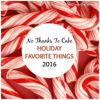 My Favorite Things 2016