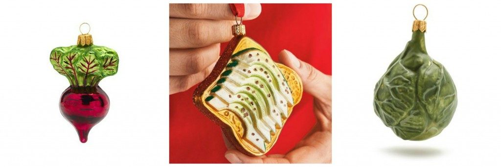 Glass Ornaments | No Thanks to Cake
