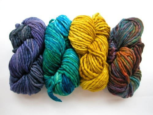 Malabrigo Rasta | No Thanks to Cake