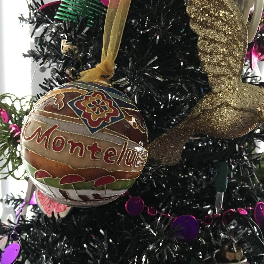 Montelucia Ornament | No Thanks to Cake