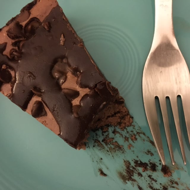 Jenny Craig Triple Chocolate Cheesecake | No Thanks to Cake
