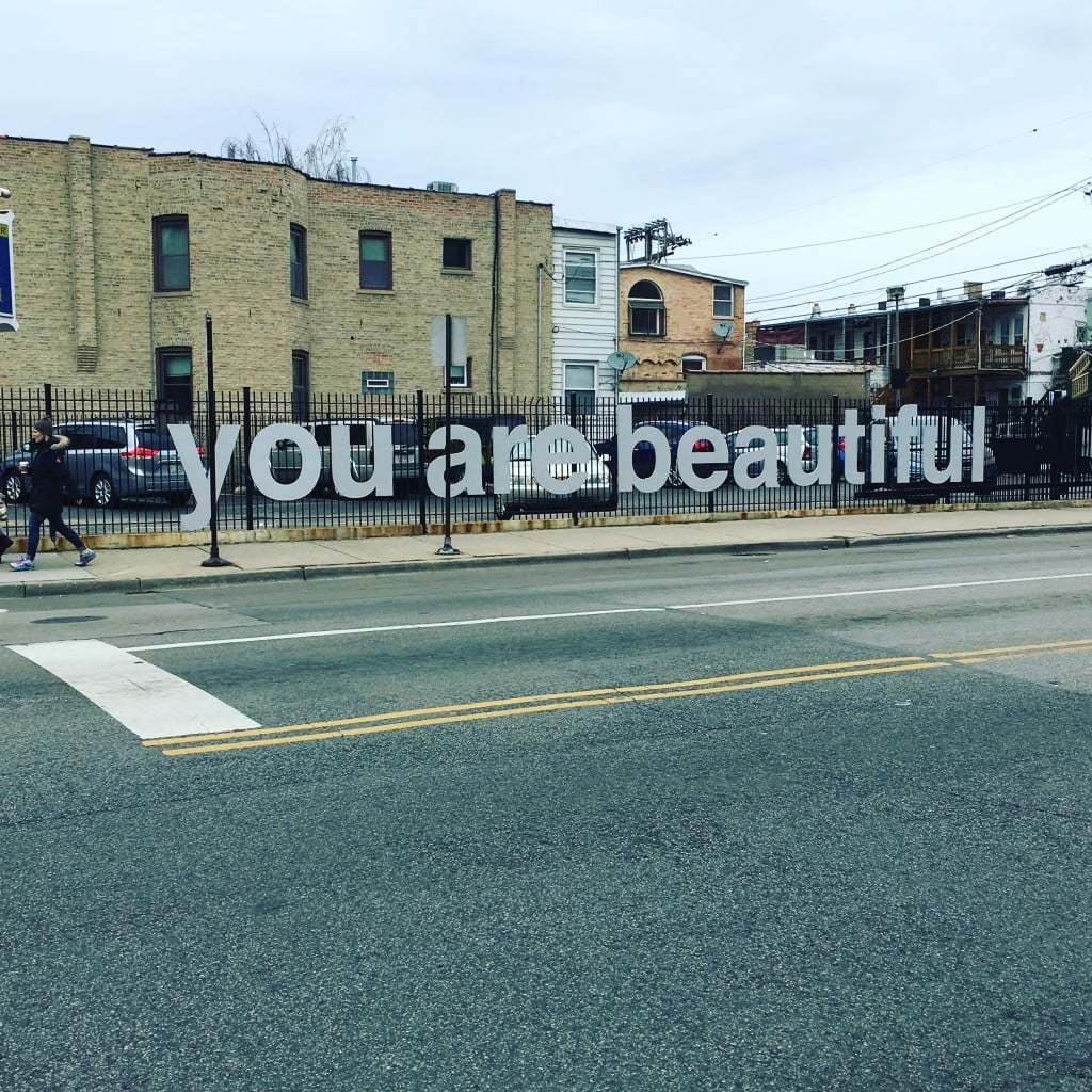 You Are Beautiful Chicago | No Thanks to Cake