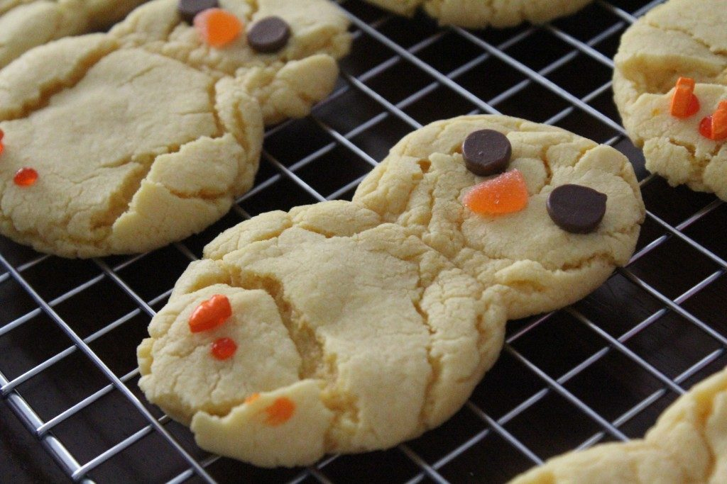 Easter Chick Cookies | No Thanks to Cake