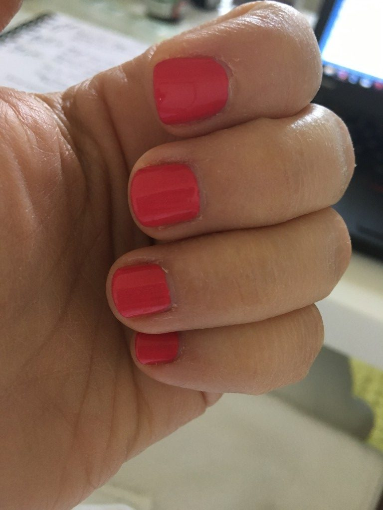 Essie Resort Romanza | No Thanks to Cake