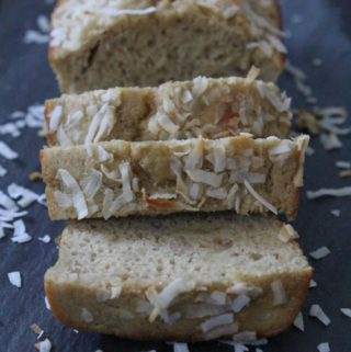 Healthy One-Serving Banana Bread