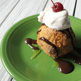 Un-Fried Ice Cream