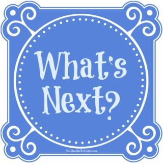Wondering What's Next