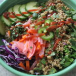 Jenny Craig Recipe Creation: Turkey Banh Mi Bowl | No Thanks to Cake